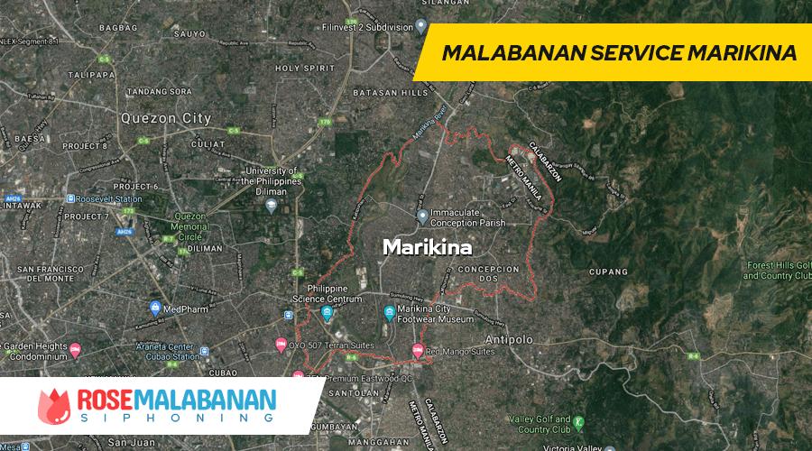 malabanan service marikina