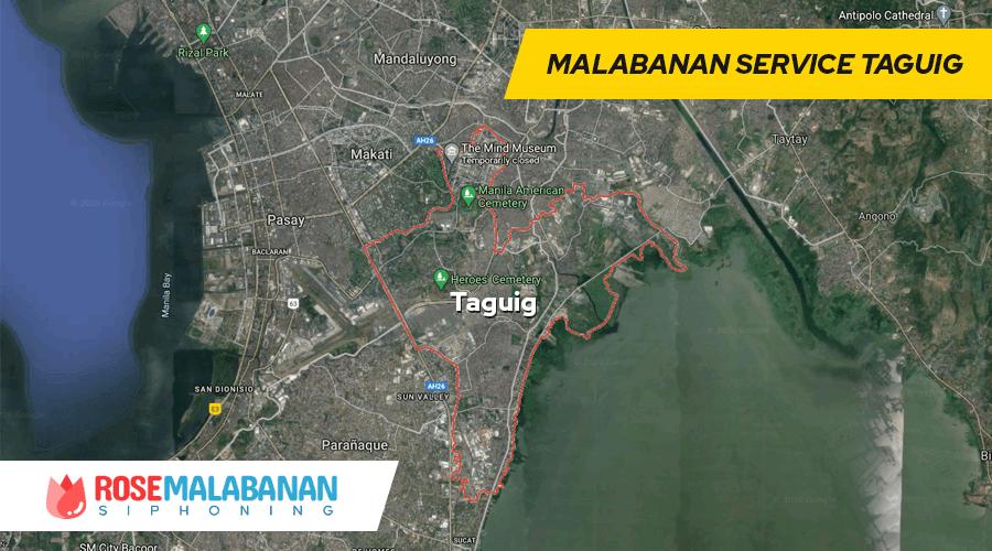 malabanan service taguig