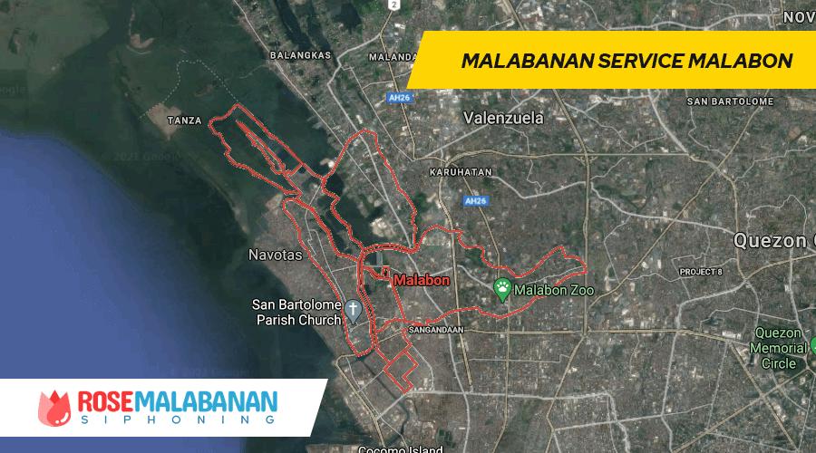 malabanan service malabon